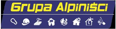 logo Grupa Alpiniści